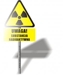 substancja radioaktywna