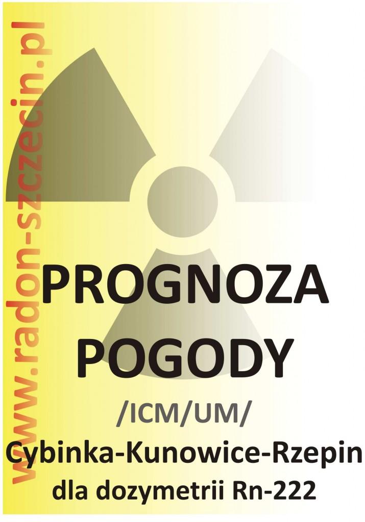 Prognoza Cybinka Kunowice Rzepin