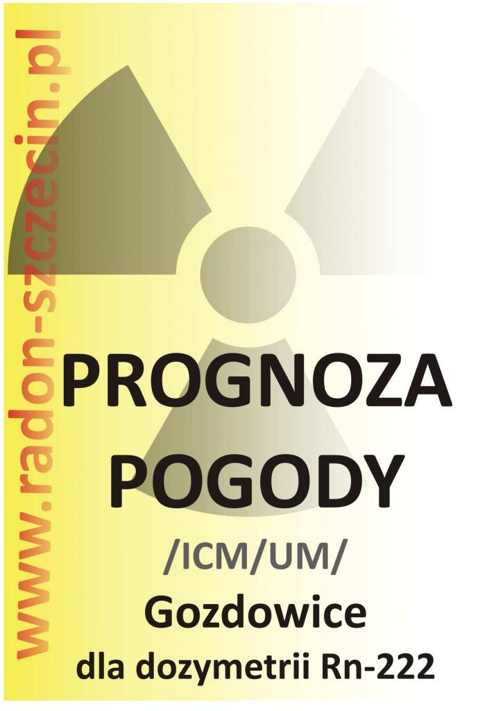 Prognoza Gozdowice