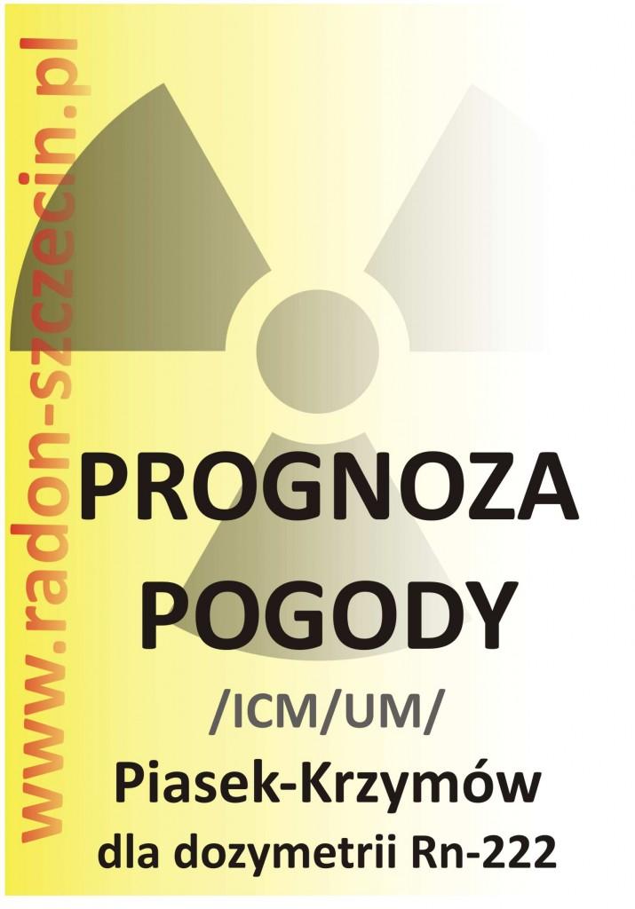 Prognoza Piasek Krzymow
