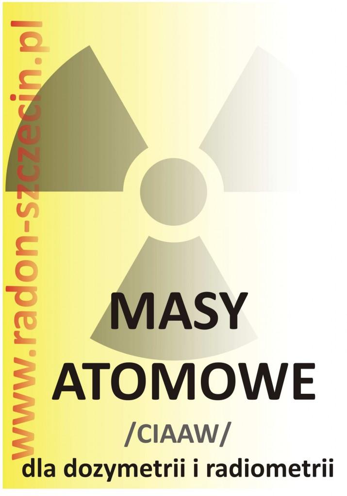 masy atomowe